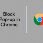How to block popups in Chrome browser
