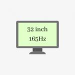 Best 32 inch 165Hz gaming monitor